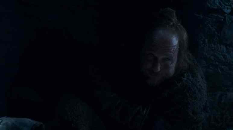 Paul Kaye as Thoros on Game of Thrones