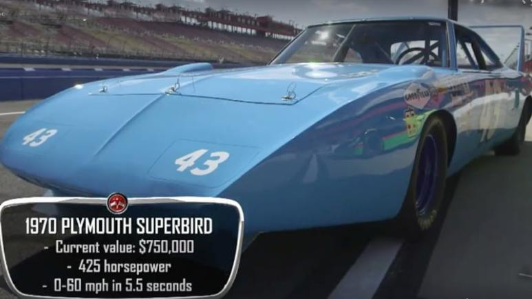1970 Plymouth Superbirds now go for huge prices