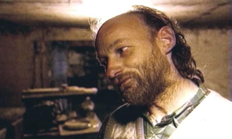 Still of Robert Pickton from a video