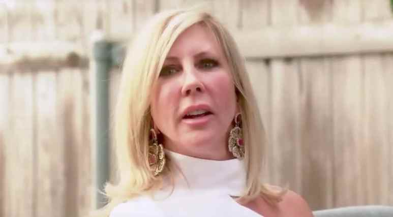 Vicki Gunvalson on The Real Housewives of Orange County