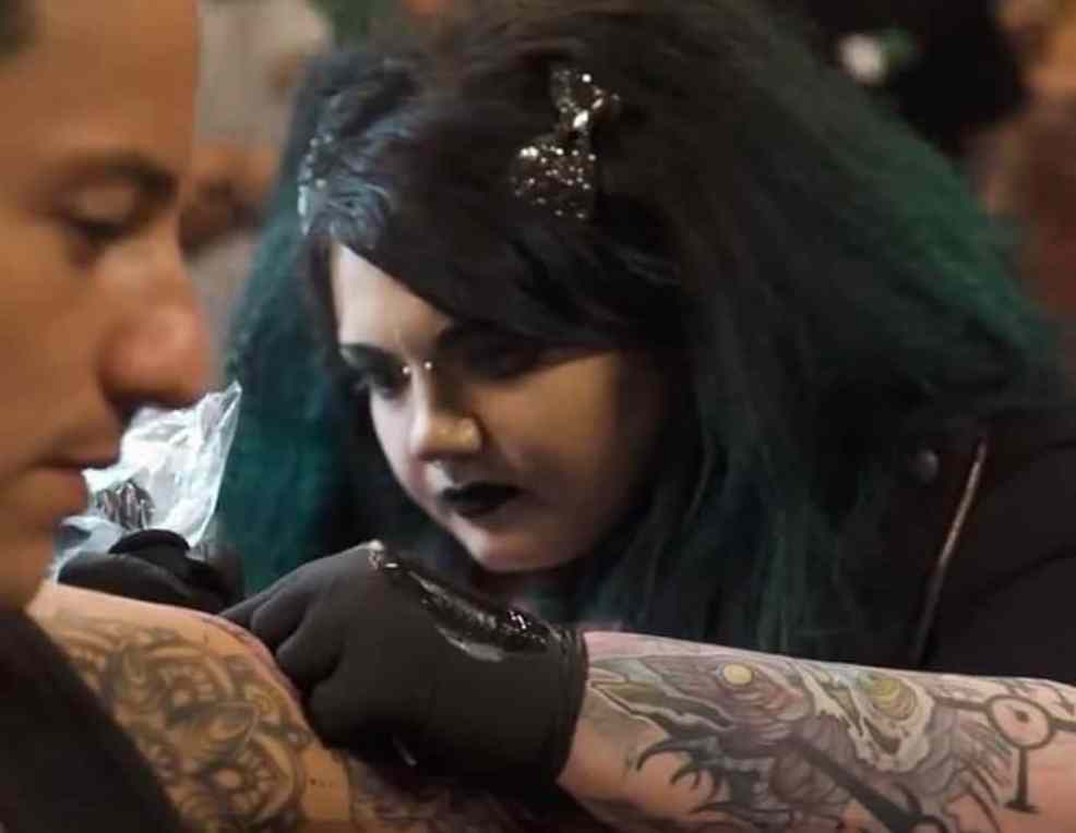 Exclusive Interview With Ink Master Angels Star Kelly Doty Creepy