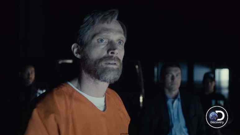 Paul Bettany as Ted Kaczynski