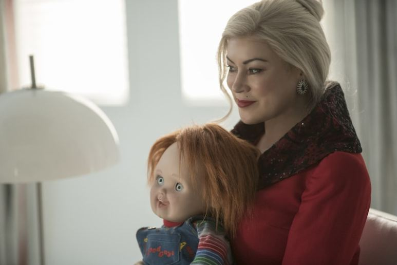 Jennifer Tilly in Cult of Chucky