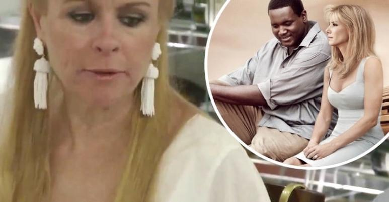 Leigh Anne Tuohy on Below Deck and Sandra Bullock in The Blind Side
