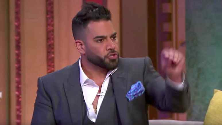 Mike Shouhed on the Shahs of Sunset reunion