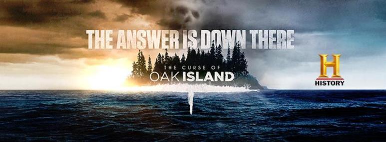 Oak Island previous artwork