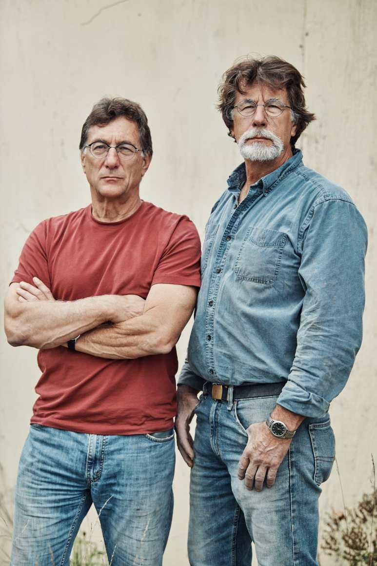 Marty and Rick Lagina