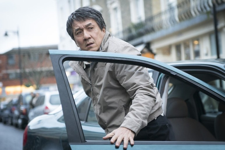 Jackie Chan IS The Foreigner