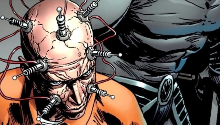 The Thinker from the DC comics