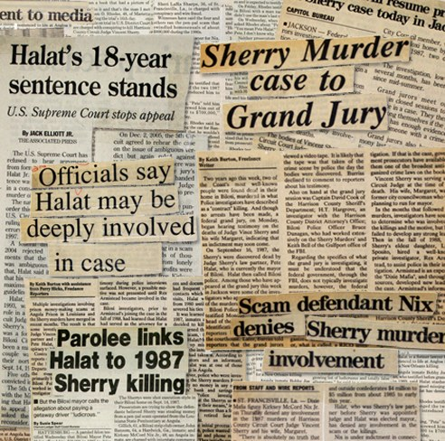 Judge Vincent Sherry was killed for something he did not do
