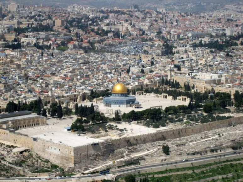 Temple Mount in Jerusalem is where the Templars get their name from