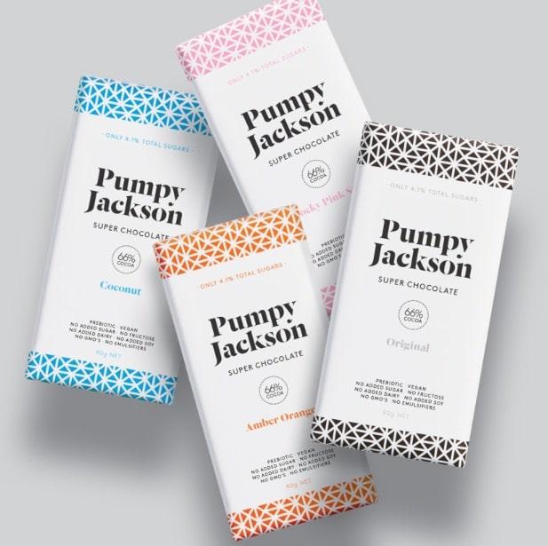 Pumpy Jackson Chocolate