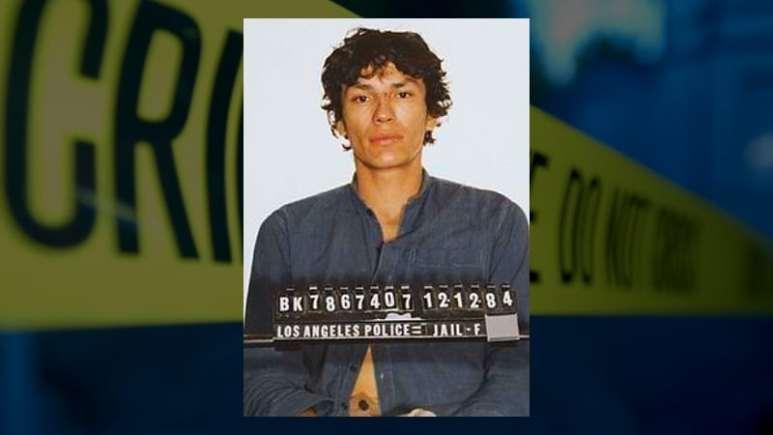Richard Ramirez known as The Night Stalker