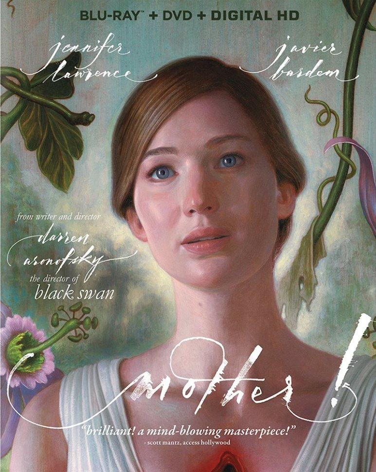 mother! DVD, Blu-ray and Digital