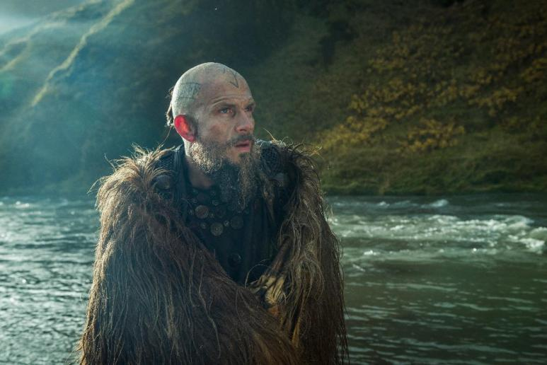 Floki in Iceland on Vikings Season 5