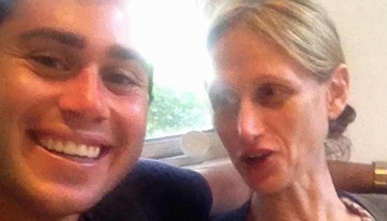 Jake Nolan and Dr. Pamela Buchbinder