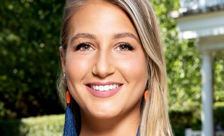 Amanda Batula on Summer House