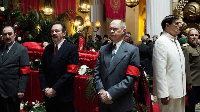 Scene from The Death of Stalin