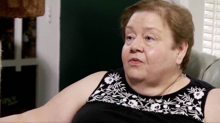 Buddy's mom on My Big Fat Fabulous Life