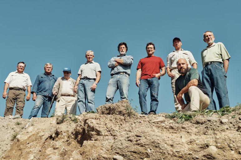 The team behind The Curse of Oak Island