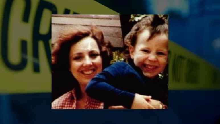 Roxann Jeeves and her son, Kristopher Korper,