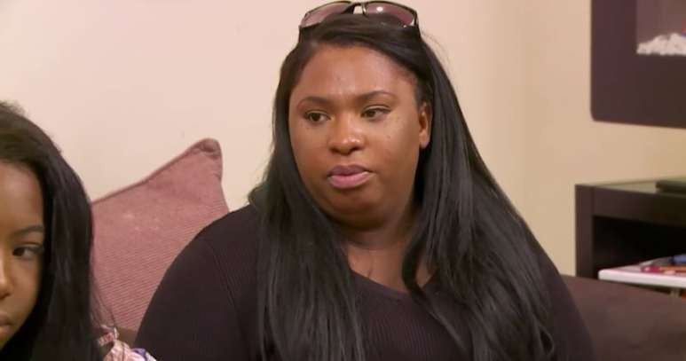 Andrea on Love After Lockup