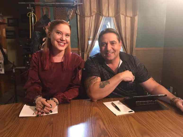 Amy Allan and Steve DiSchiavi on The Dead Files