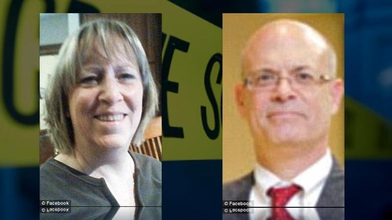 Margaret and Jeffery Schobert