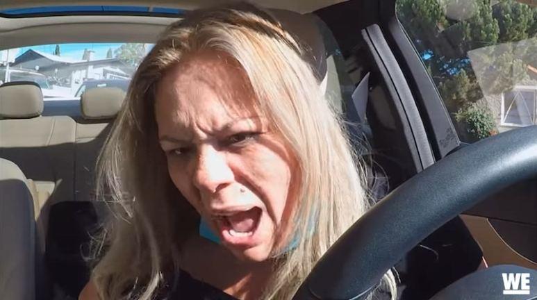 Carmen having meltdown on Bridezillas Season 11 premiere