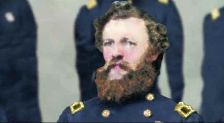 Colonel H.J. Minty
