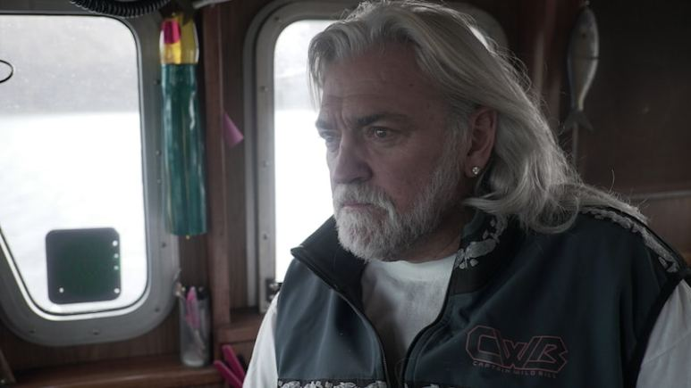 Captain 'Wild Bill' Wichrowski