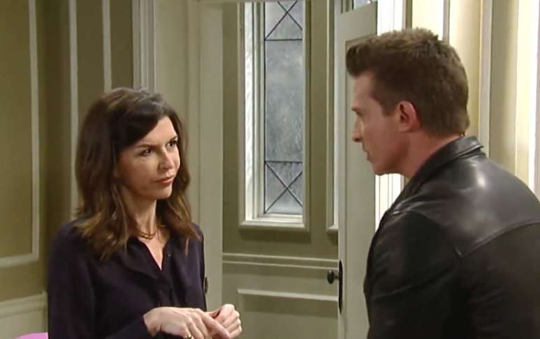 Anna Devane and Stone Cold on General Hospital