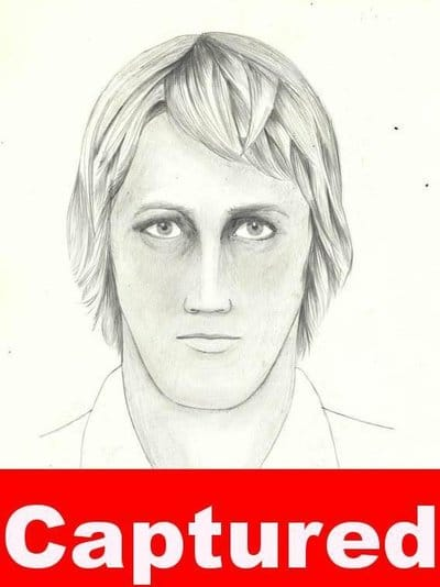 The FBI have updated their wanted sketch