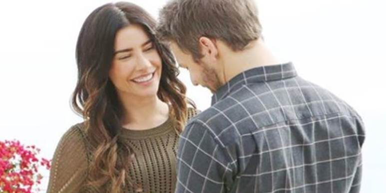 The Bold and the Beautiful Steffy labor