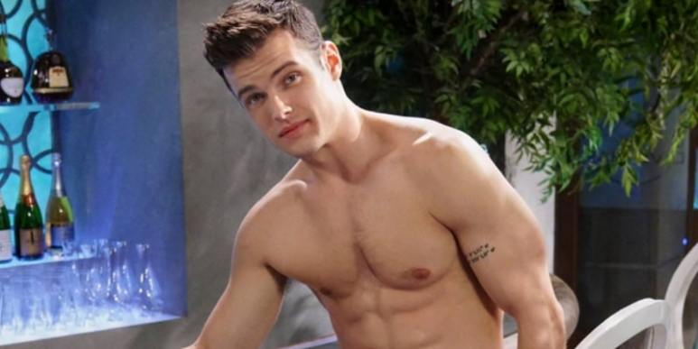 The Young and the Restless spoilers Kyle topless
