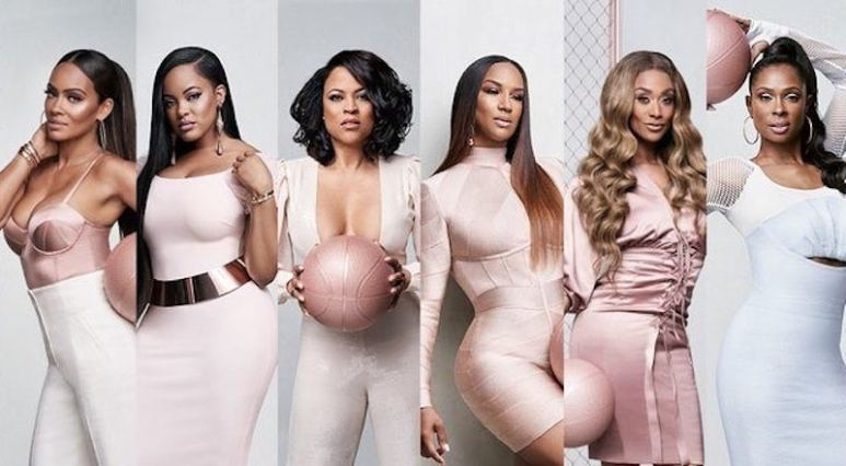 Some of the cast from Basketball Wives Season 7