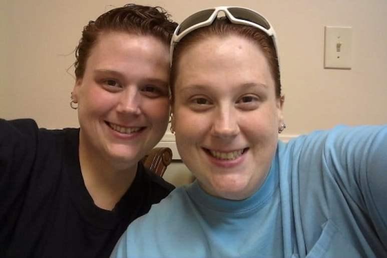 Kandi and Brandi Dreier