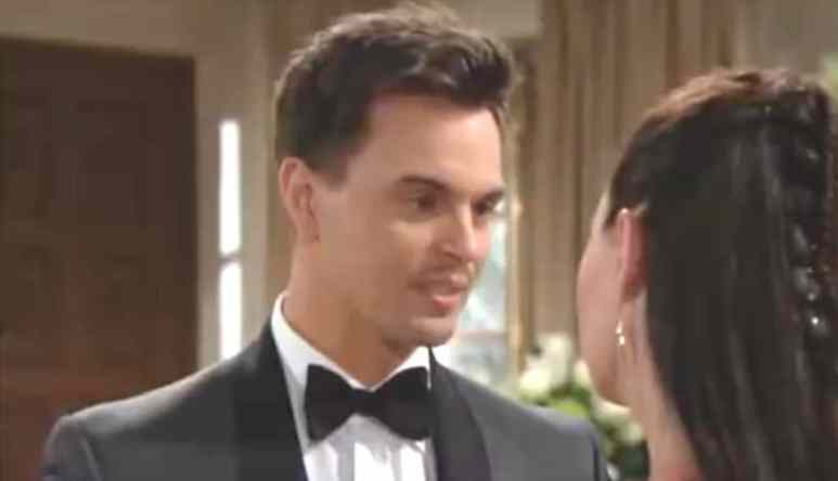 Wyatt and Steffy on The Bold and the Beautiful