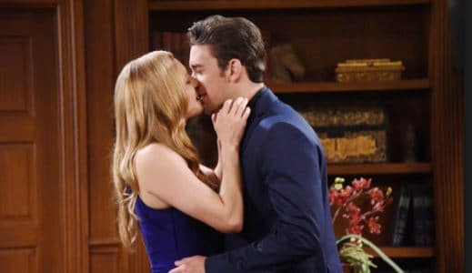 Chad and Abigail on Days of our Lives