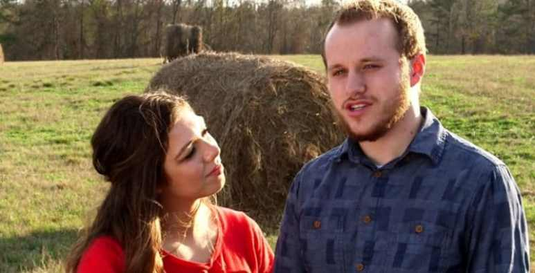Josiah Duggar and Lauren Swanson on Counting On