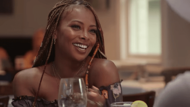 Eva Marcille on Real Housewives of Atlanta