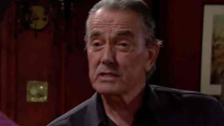 The Young and the Restless spoilers : Victor
