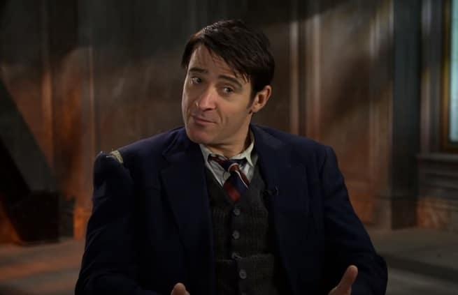 Goran Višnjić as Garcia Flynn on Timeless