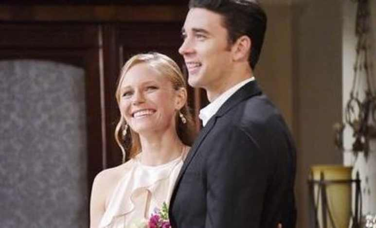 Chad and Abi on Days of our Lives