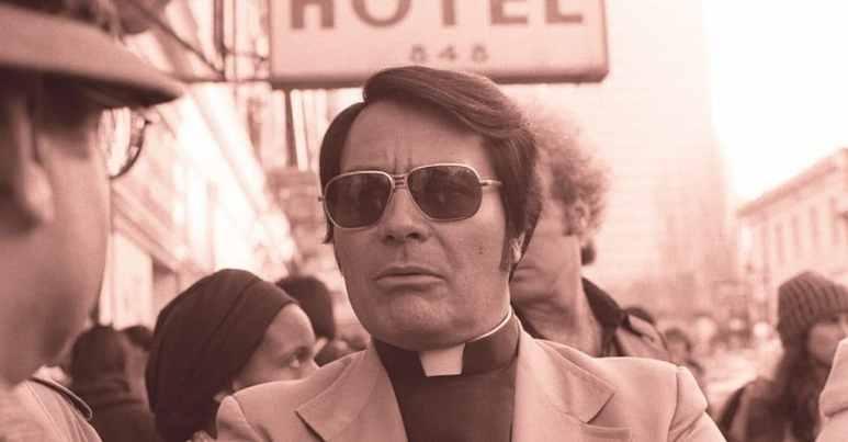 Jonestown Massacre - Jim Jones