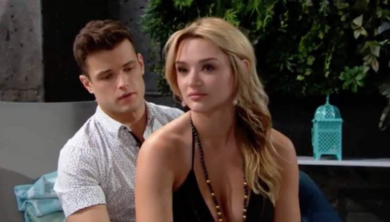 Summer with Kyle on The Young and the Restless