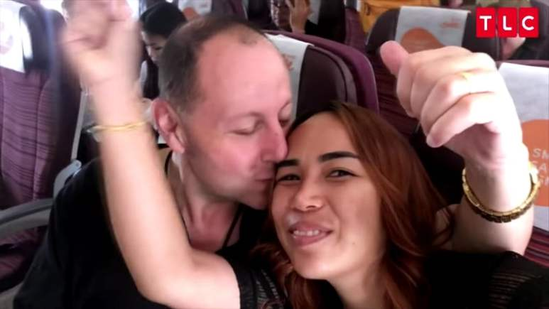 David and Annie on 90 Day Fiance