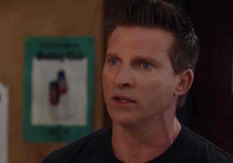 Jason Morgan, played by Steve Burton, on General Hospital