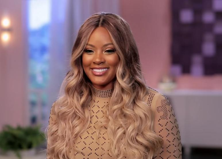 Malaysia Pargo talks about sports agent Ron in the Basketball Wives confessional