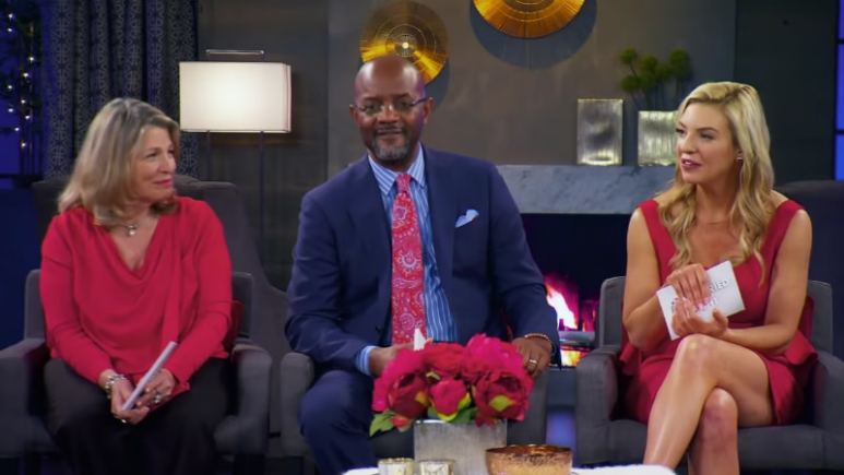 Dr. Pepper, Pastor Cal and Dr. Jenn from Married at First Sight